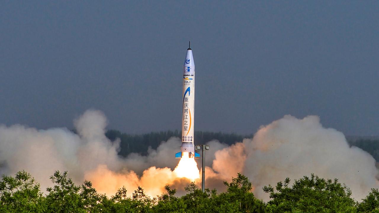 çin özel roket