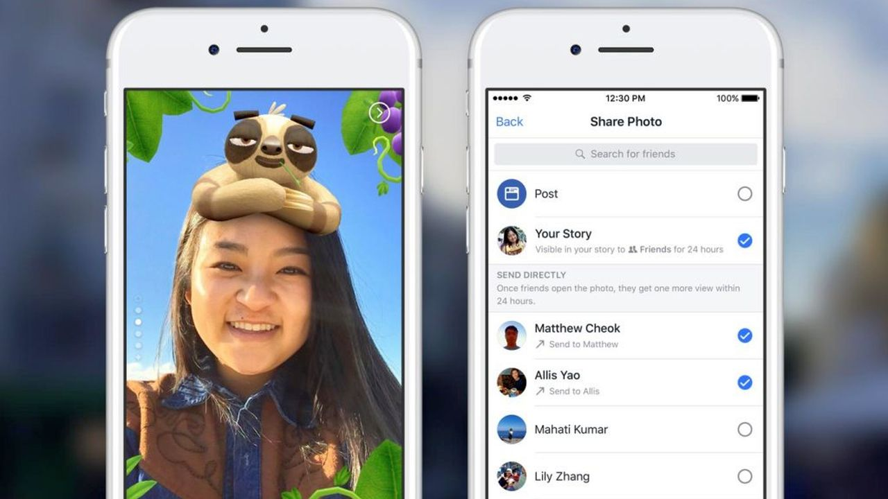Facebook Hikayeler için 3 büyük yenilik