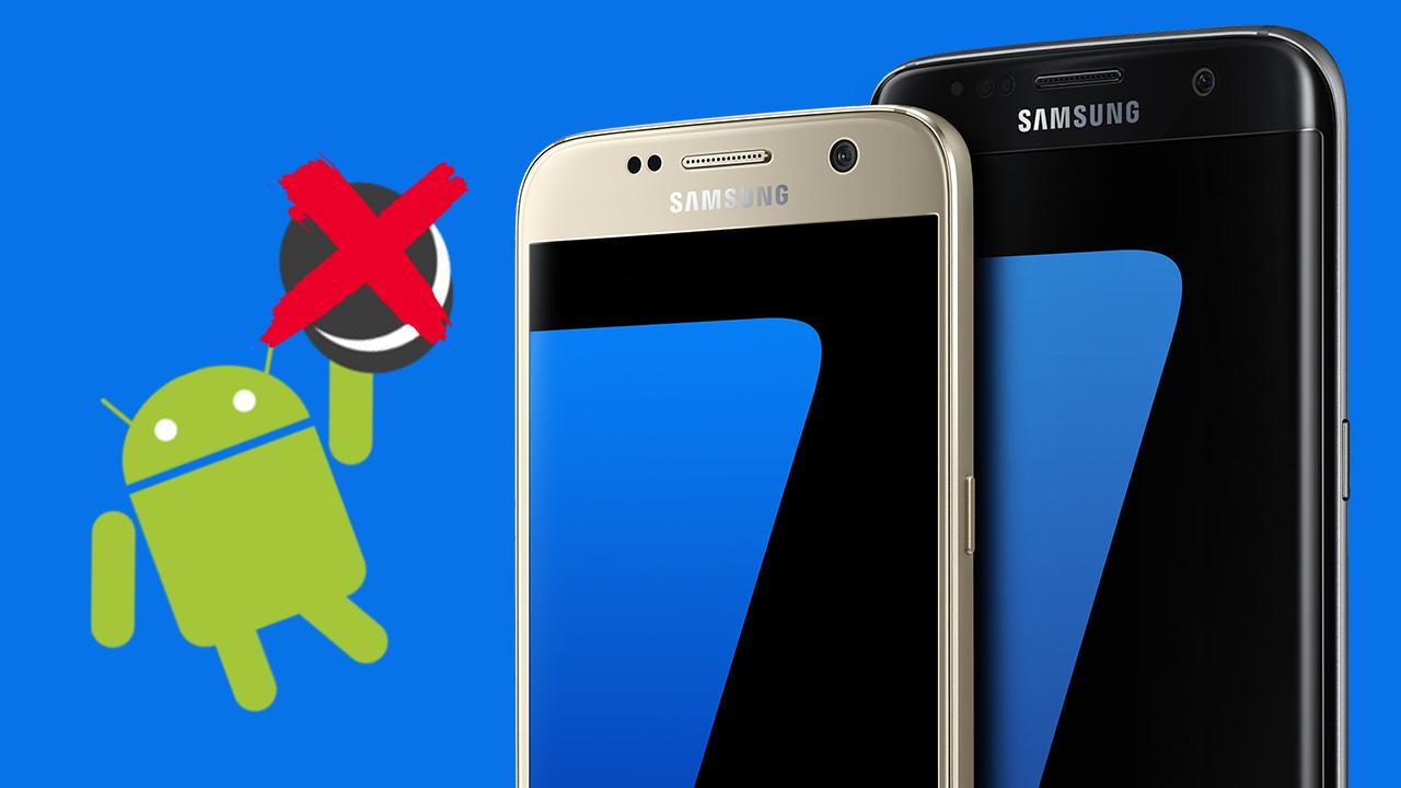 Galaxy S7 Android Oreo güncellemesi