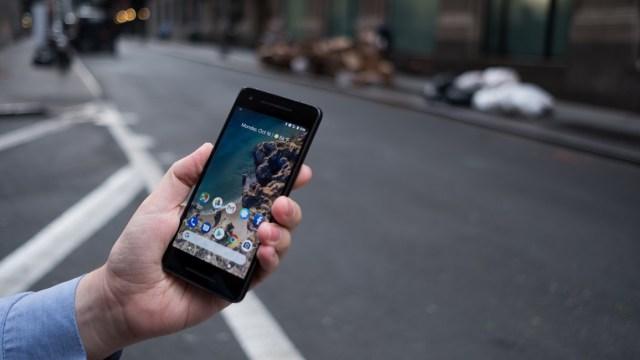 Pixel 3 XL için çentik görseli sızdırıldı!