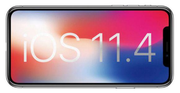 iOS 11.4 özellikleri