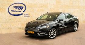 Kudüs'te otonom araç testleri başlıyor!
