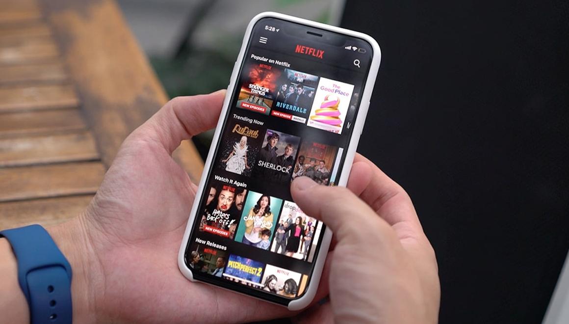 Netflix Telefon