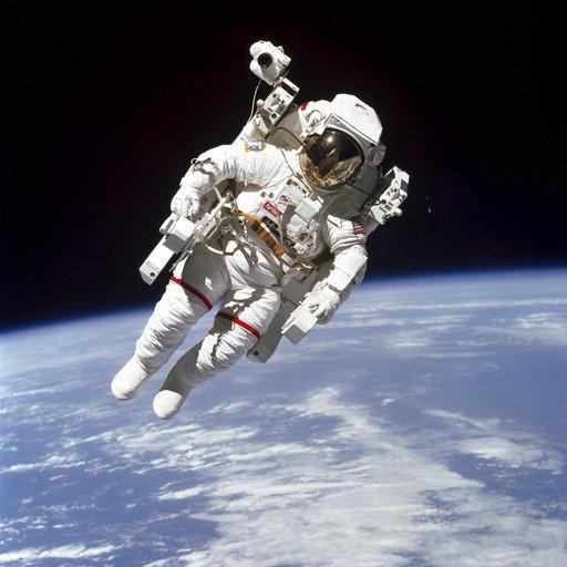unutkan astronot