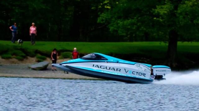 Jaguar dünya rekoru