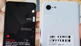 Google Pixel 3 XL çalışırken görüntülendi!