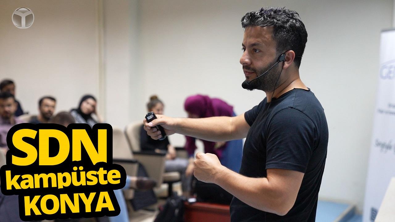 SDN Kampüste! – Konya'da neler yaşadık?