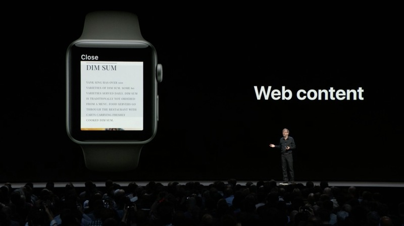watchOS 5 özellikleri sdn 5