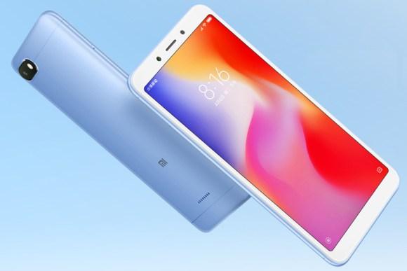 Xiaomi Redmi 6, Xiaomi Redmi 6A