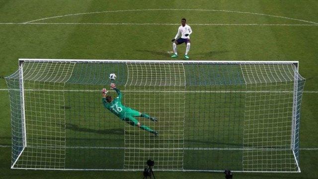 mükemmel penaltı