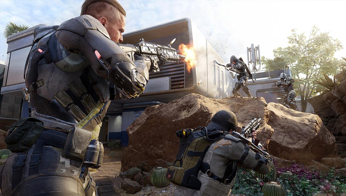 CoD: Black Ops 4 PUBG