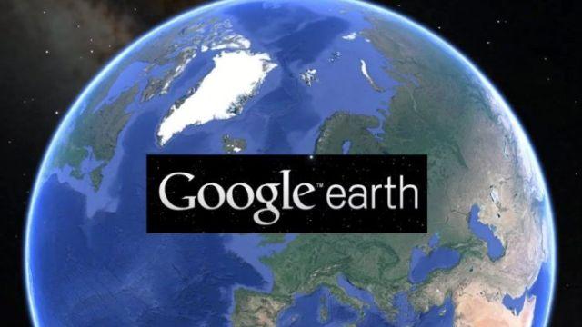 Google Earth için bomba yenilik!