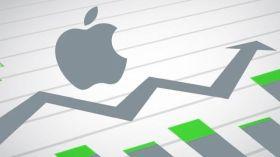 Apple trilyon dolar değerinde!