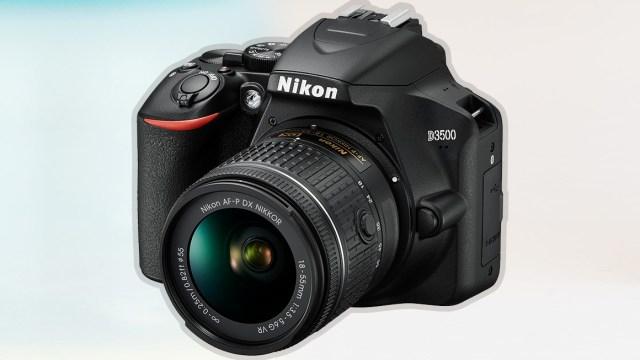 Nikon D3500 tanıtıldı!