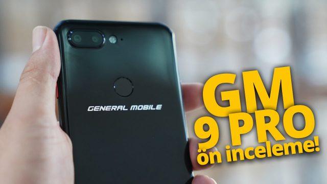 General Mobile GM 9 Pro ön inceleme