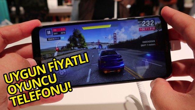 Uygun fiyatlı oyuncu telefonu Honor Play elimizde!