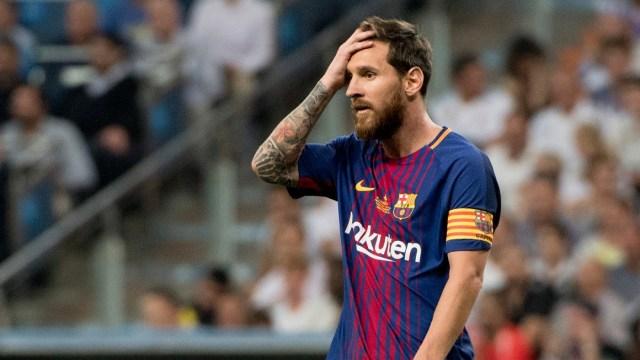Lionel Messi sosyal medyayı salladı: 11 yıllık devir bitti!