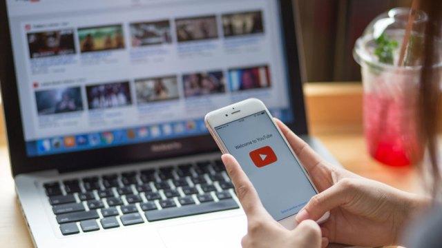 YouTube dikey reklam / YouTube kullanıcı sayısı