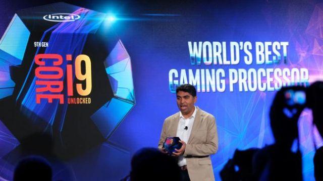 9. nesil Intel işlemciler