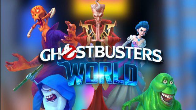 Ghostbusters World AR