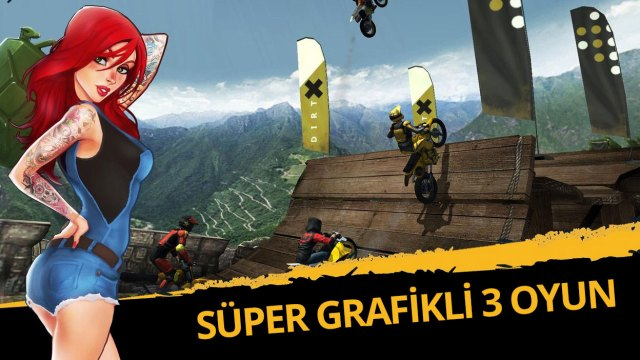 En iyi grafikli mobil oyunlar 5