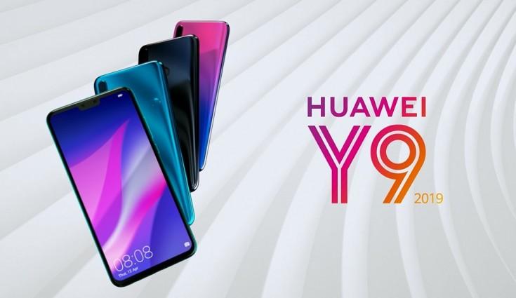 Huawei Y9 (2019) özellikleri!