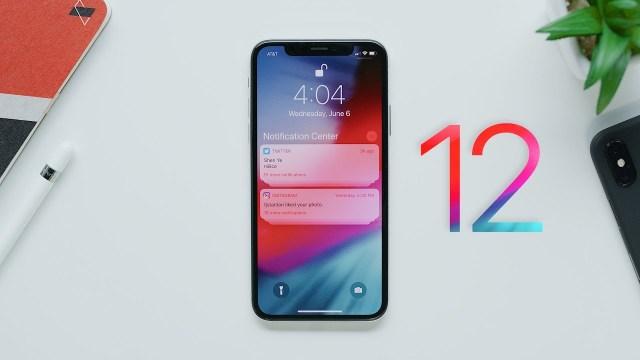 ios 12 kullanım oranı