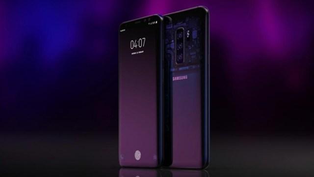 Galaxy F ve Galaxy S10 renk seçenekleri