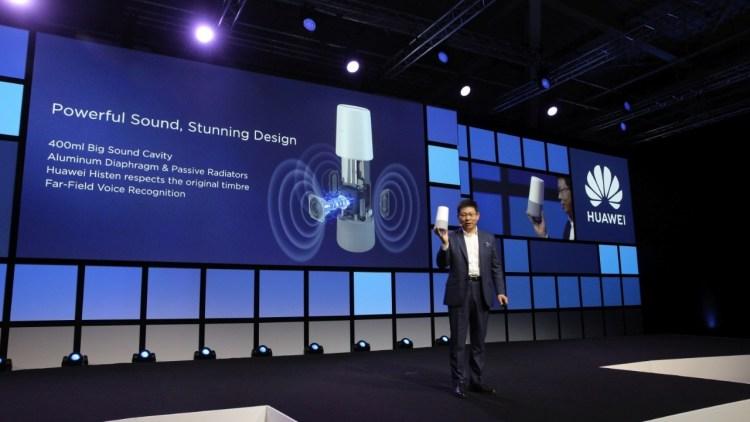 Huawei sesli asistan üzerinde çalışıyor! SDN-34