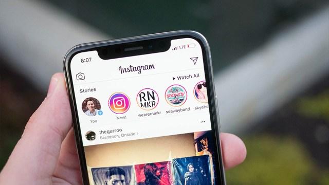 Instagram'a çoklu hesapta paylaşım desteği Instagram hikayesinde görüntüleme sırası