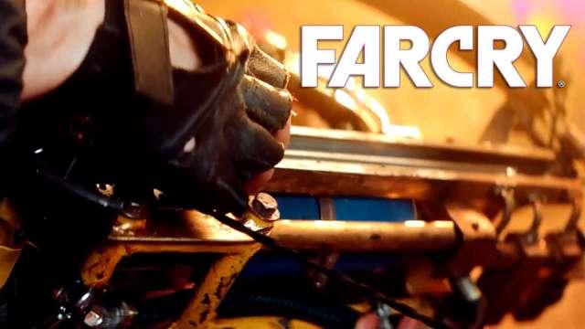Far Cry yeni oyunu ile karşımıza çıkacak! SDN-1