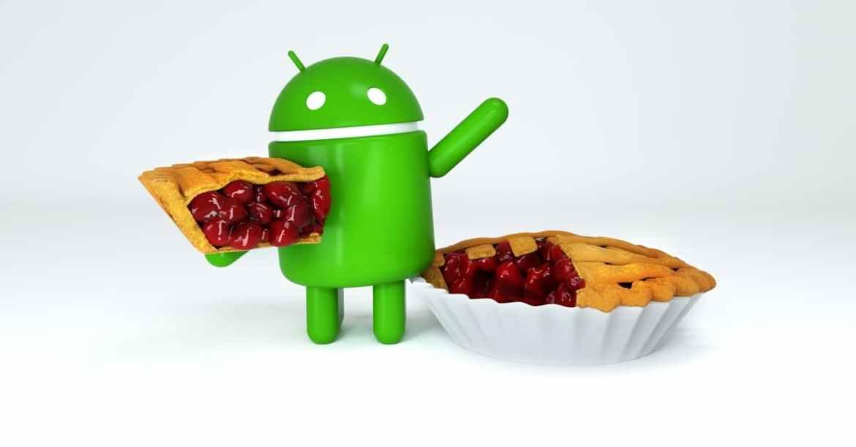 Xiaomi Mi A1 pie