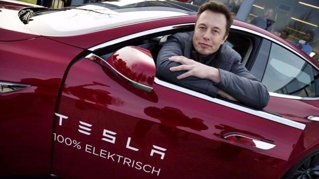 Elon Musk Supercharger