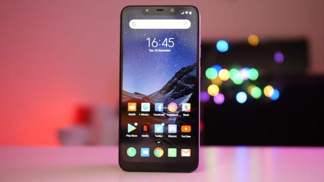 Xiaomi Pocophone F2 tasarımı sızdırıldı