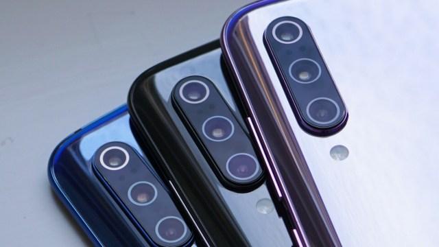 Xiaomi Mi 9 parçalarına ayrıldı! SDN-6
