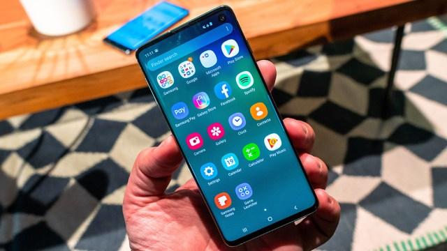 Samsung Galaxy S10 özellikleri!