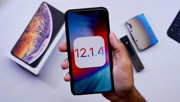 iOS 12.1.4 bağlantı sorunu