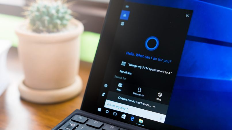 sesli asistan Cortana