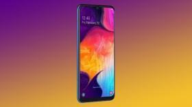 Infinity-U ekranlı Galaxy A50 tanıtıldı! İşte özellikleri