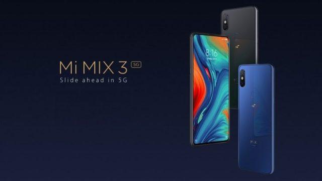 Xiaomi Mi Mix 3 5G özellikleri ve fiyatı!