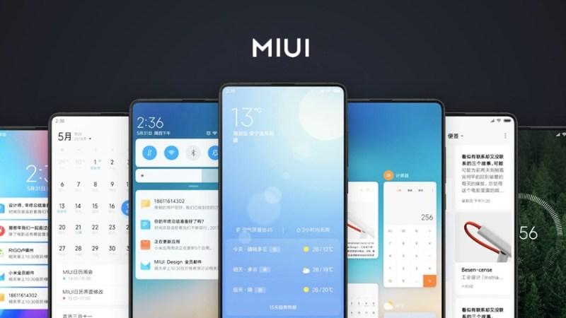 Xiaomi MIUI 11 güncellemesi alacak telefonlar