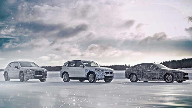 BMW yeni elektrikli araçlarıyla menzili çok uzatacak!