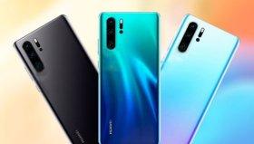 Huawei P30 ve P30 Pro için Samsung desteği!