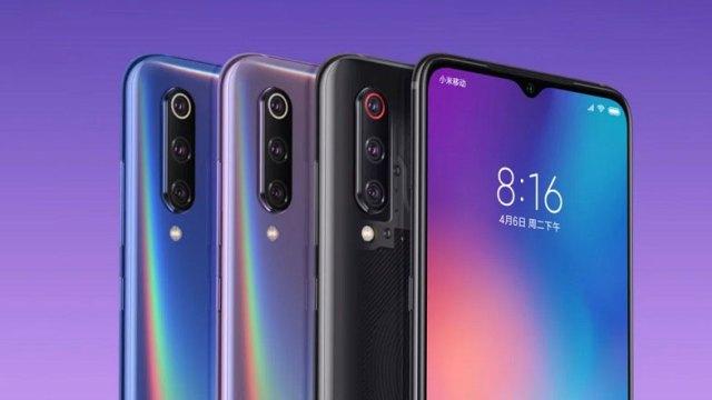 Xiaomi Mi 9 yeni renk seçeneği