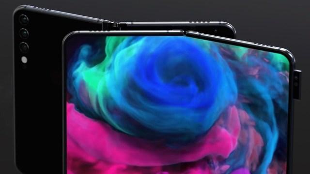 Katlanabilir iPhone konsepti: iPad Mini'ye dönüşüyor!