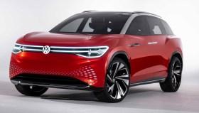 Volkswagen'in elektrikli SUV konsepti: ID Roomzz