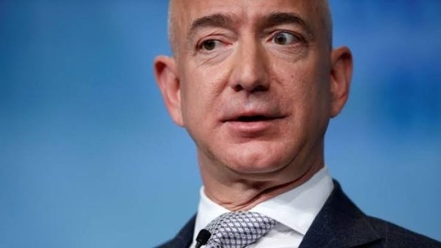 Amazon owner will save the world
