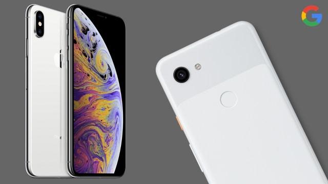Google Pixel 3a ile iPhone XS'e gönderme! - ShiftDelete.Net (2)