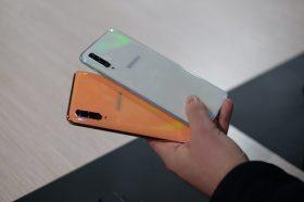 Samsung Galaxy A70 Mayıs güncellemesi yayınlandı