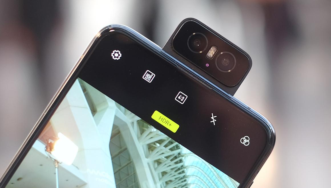 Zenfone 6 güncelleme aldı! Kamera artık daha iyi